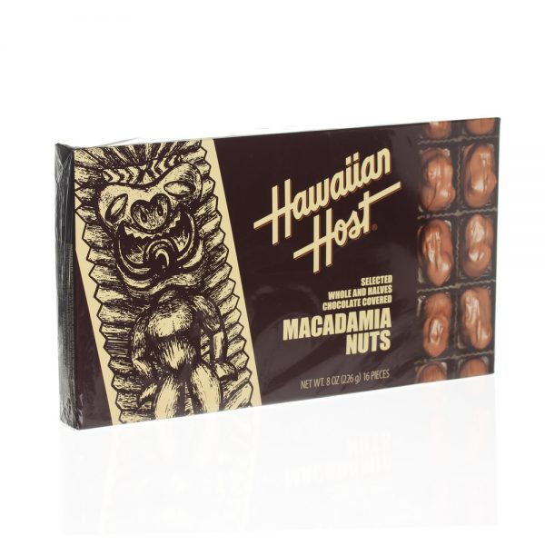 Hawaiian Host-Macademian Nuts