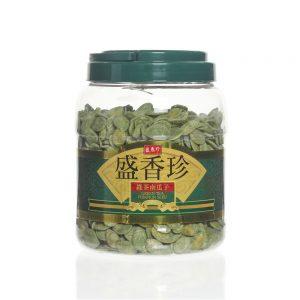 Pumpkin Seed-Green Tea